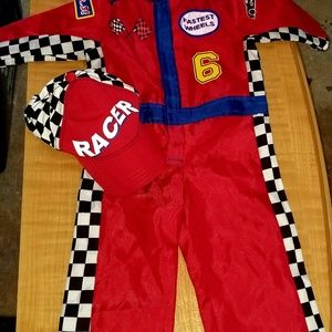 Other - Gymboree racer costume